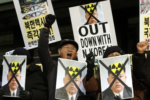 Severokórejskej snahe o mier verí len málokto.
