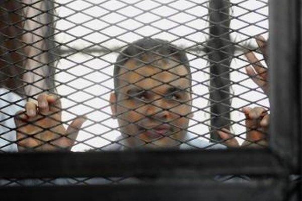 Mohammed Badr, kameraman z televízie al-Džazíra.
