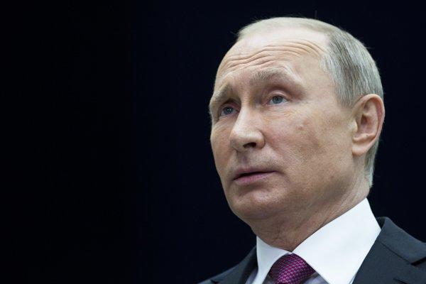 Vladimír Putin.