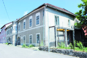 Začali so záchrannými prácami budovy, v ktorej sídli múzeum.