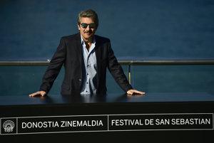 Argentínsky herec a režisér Ricardo Darín.