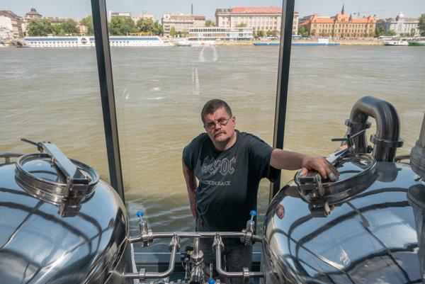 Ernest Šimon, sládok Patrónskeho pivovaru
