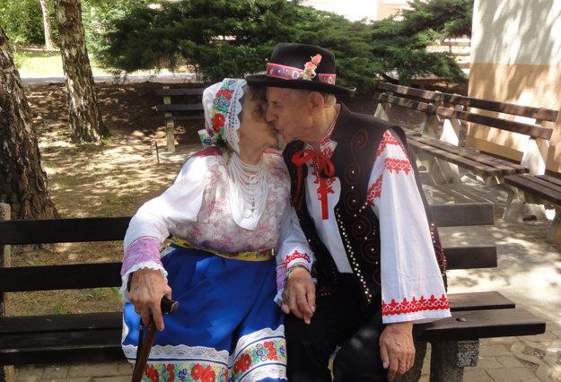 Počas 70-ročného spolužitia ich láska nevyprchala...