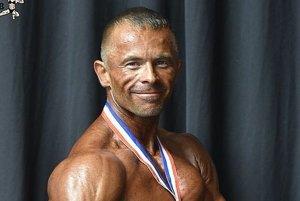 Marek Leder sa na ME vSanta Susanne tešil znajcennejšej trofeje.