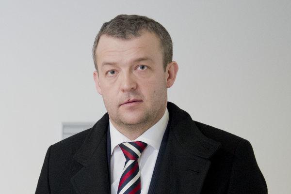 Jaroslav Baška už transparentný účet ministerstvu nahlásil.
