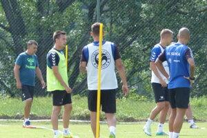 Fortuna liga: FK Senica - tréning