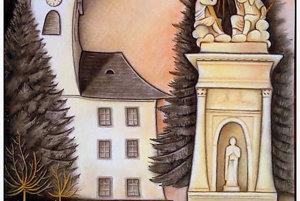 Svätá Trojica v Novej Bani.