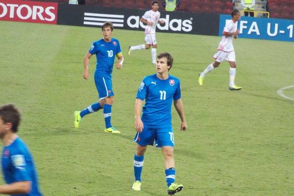 Filip Lesniak chcel hrávať.