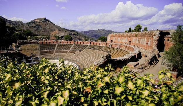 Množstvo turistických atrakcií Sicílie je zapísaných do zoznamu UNESCO.