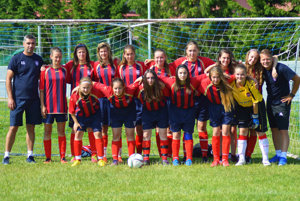 Futbalistky FC ViOn.