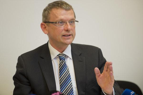 Člen Súdnej rady Pavol Žilinčík.