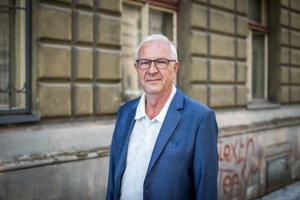 Jiří Drahoš, český prezidentský kandidát.