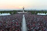 Do ulíc Ankary vyšli desaťtisíce ľudí