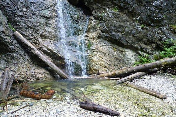 Online kamera by mala byť umiestnená pri Misových vodopádoch.