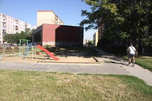 Vo vnútrobloku by mohli pribudnúť aj nové detské ihriská.