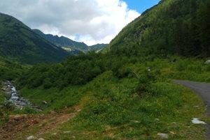 Žiarska dolina