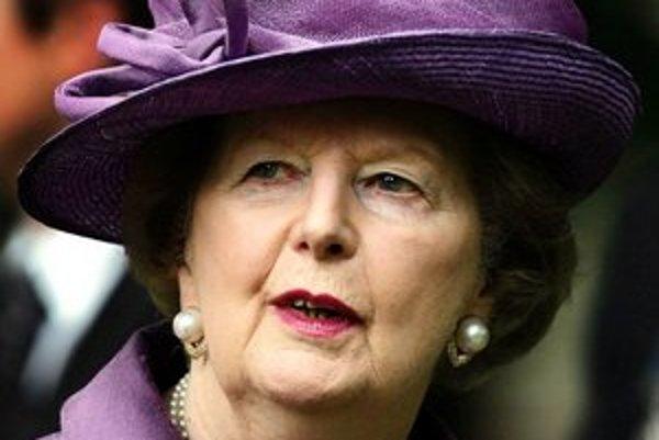 Thatcherová zomrela v roku 2013 vo veku 87 rokov.