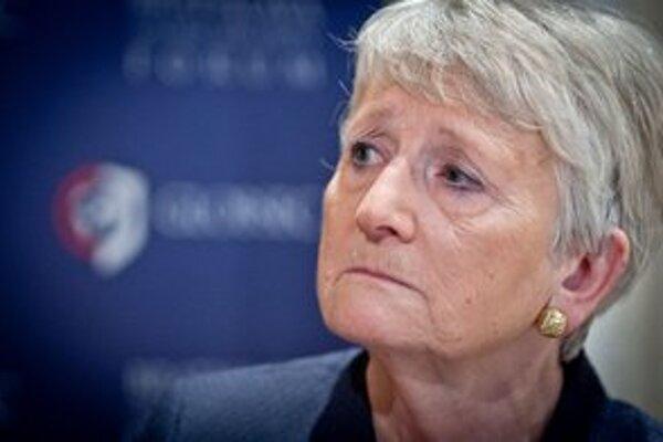 Barónka prišla do Bratislavy v rámci bezpečnostnej konferencie Globsec.
