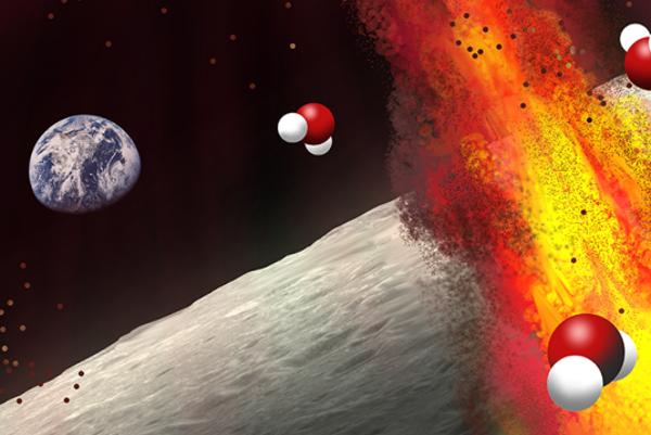 Staroveké sopečné usadeniny na Mesiaci naznačujú, že vnútro Mesiaca je bohaté na vodu.