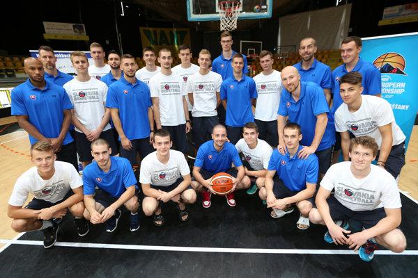 Slovenská basketbalová reprezentácia do 18 rokov.
