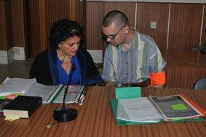 Tatjana Vorobelová a Ladislav Kuc na súde v Štrasburgu uspeli.