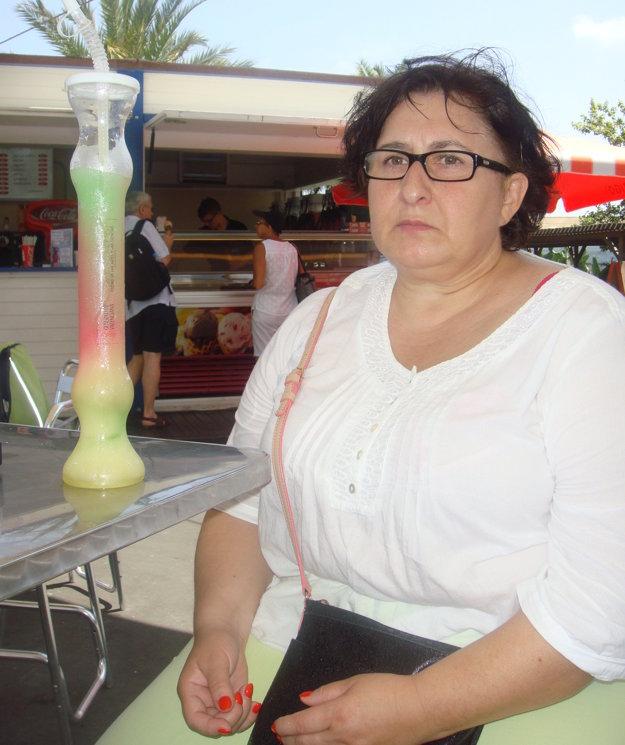 Mária Strýčková mala 124 kilogramov, keď začala dodržiavať diétu. Schudla 55 kíl.