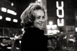 Jeanne Moreau (23. 1. 1928 - 31. 7. 2017).