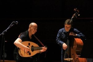 Dhafer Youssef.