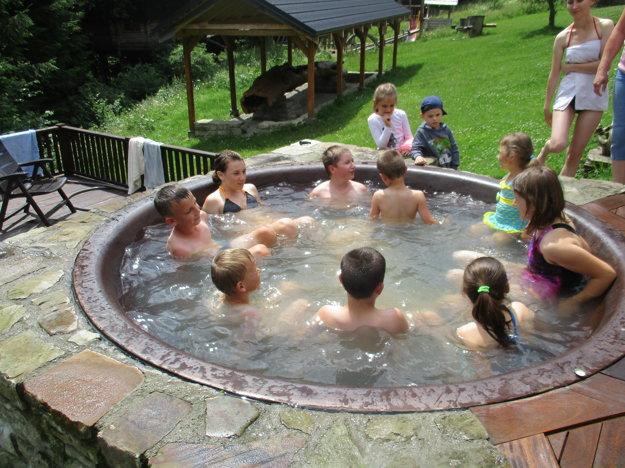 Deti navštívili aj Sudopark.