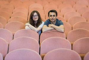Tatiana Masníková a Róbert Kobezda,