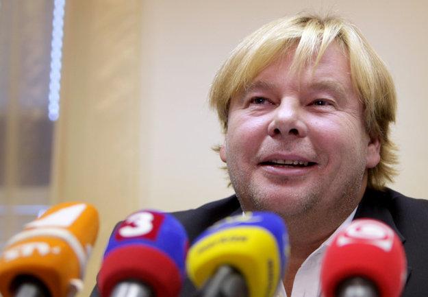 Podnikateľ Michal Gučík na snímke z roku 2011.