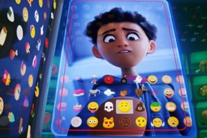 Emoji film.