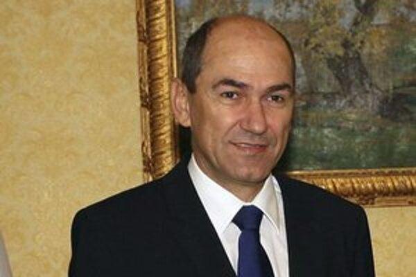 Janez Janša.