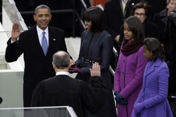 Barack Obama chce toho ešte veľa zmeniť.