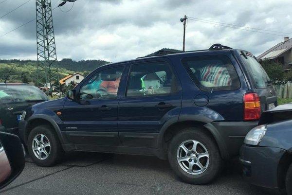 Dopravná nehoda si vyžiadala jedného zraneného.