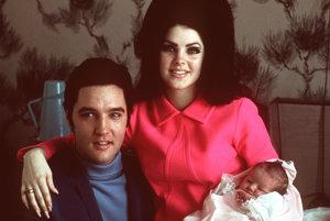 Mali spolu jednu dcéru - Lisa Marie Presley.