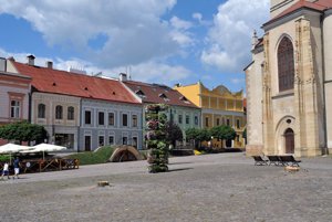 Prešov získal vyše štyri milióny eur na dopravnú infraštruktúru