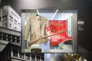 Na mieste, kde boli spoločné sprchy a vane, je dnes múzeum histórie Červenej Viedne.