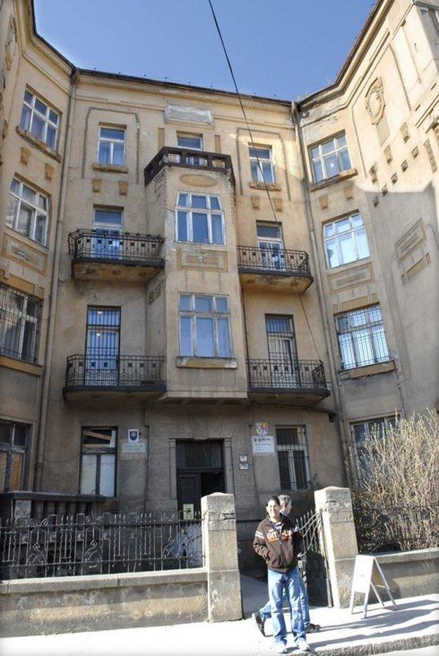 Budova na Štefánikovej ulici ide do dražby.