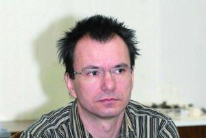 Ing. Arch. Martin Jerguš. Zástupca hlavného architekta mesta Košice.