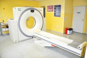 Staré CT bude dočasne vprevádzke zároveň snovým.