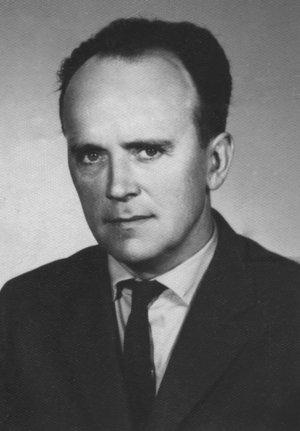 Ján Mertoš - účastník SNP. Fotografia zo 60-tych rokov.