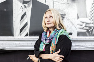 Legendárna česká režisérka Olga Sommerová chce byť političkou.