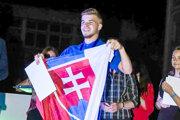 Kozárovčan Michal Vitkovič získal zlato na geografickej olympiáde v Belehrade. Súťažilo sa v angličtine.