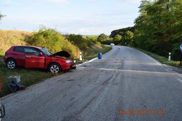 Mladý Trnavčan nehodu neprežil.