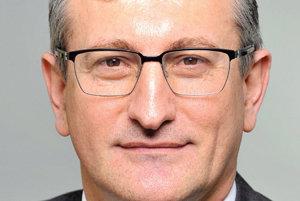 Vedúci Zastúpenia Európskej komisie na Slovensku Dušan Chrenek