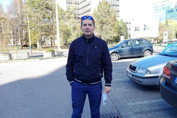 Martin Krajňák. Autor lotérie o dom má výhrady aj proti ďalšiemu rozhodnutiu daniarov.