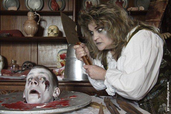 Strašidlá na zámku sa tento rok ukážu v predstavení Mŕtve nevesty.