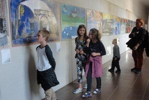 Výstava potrvá do konca septembra.