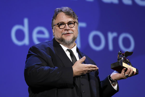 Guillermo del Toro preberá cenu za najlepší film.